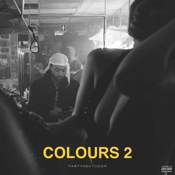 partynextdoor colours 2 cover